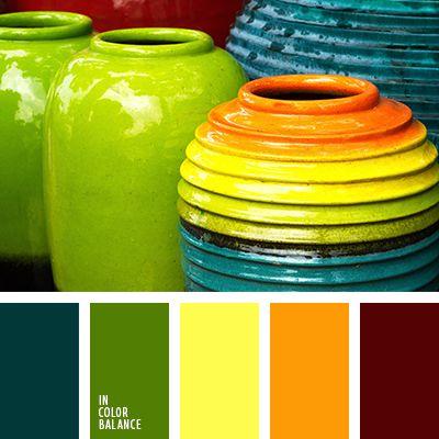 Цветовая палитра №2372