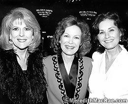 Meredith Mac Rae, Linda Henning and Lori Saunders The Girls From Petticoat Junction (Billie Jo, Betty Jo, Bobbie Jo)
