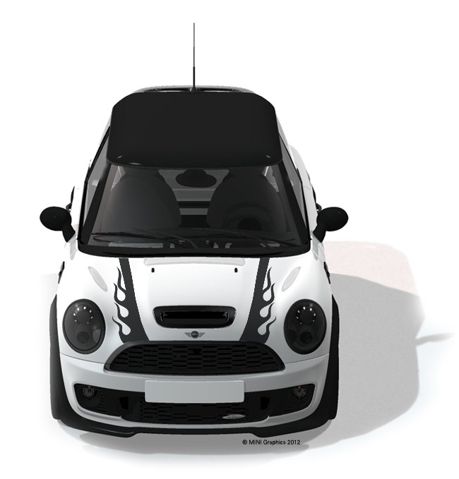 Best My New Mini Images On Pinterest Mini Coopers Car Decals - Bmw mini roof decals