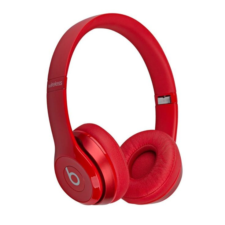Beats by Dr. Dre Solo2 Wireless Bluetooth On-Ear Headphones w/ Built-In Mic #built #headphones #bluetooth #wireless #beats