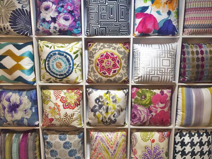 Warwick Fabrics, Adelaide showroom, September 2015.