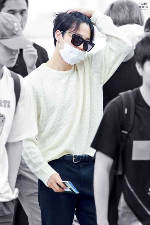 BTS || JIMIN - He looks so hot in casual clothes!!! #BTS #Jimin