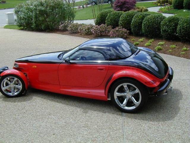 Pin By Tim Schmidt On Chrysler Prowler Windscreen