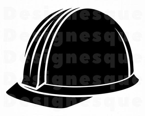 Construction Hat 3 Svg Hard Hat Svg Builders Hat Svg Etsy Construction Hat Svg Clip Art