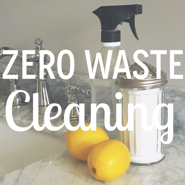 Zero Waste Nerd: Zero Waste Cleaning