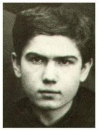 Very Young St. Maximilian Kolbe