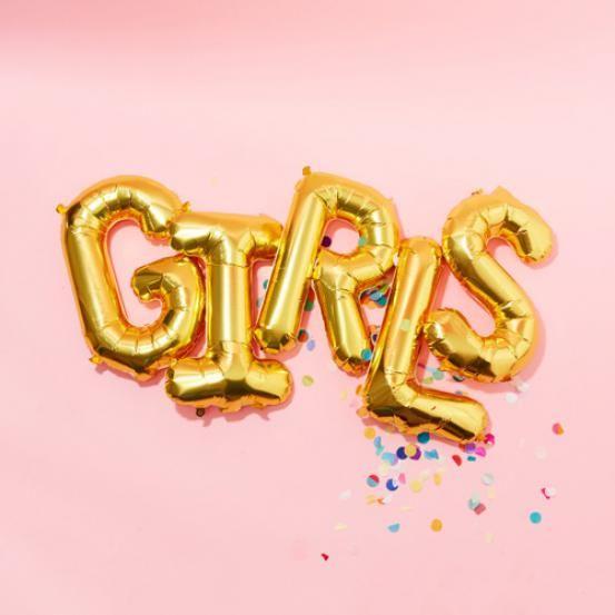 Ballonnen 'Girls'