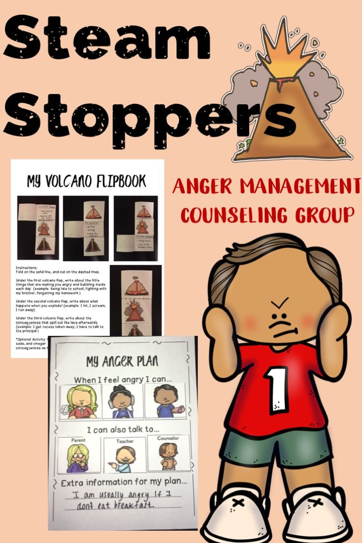 Anger Management Group Ideas 76
