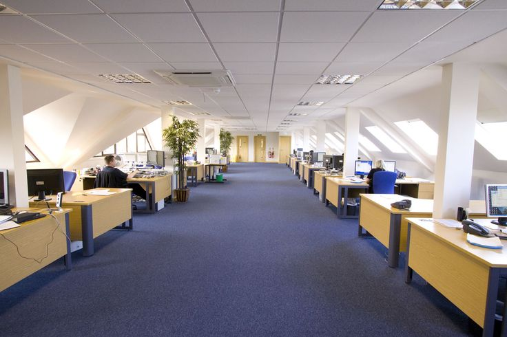 Eclipse Legal Bradford, interior design, fit out and supply of furniture to three story office space