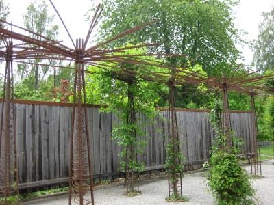 » Wij Trädgårdar Ammies Trädgård