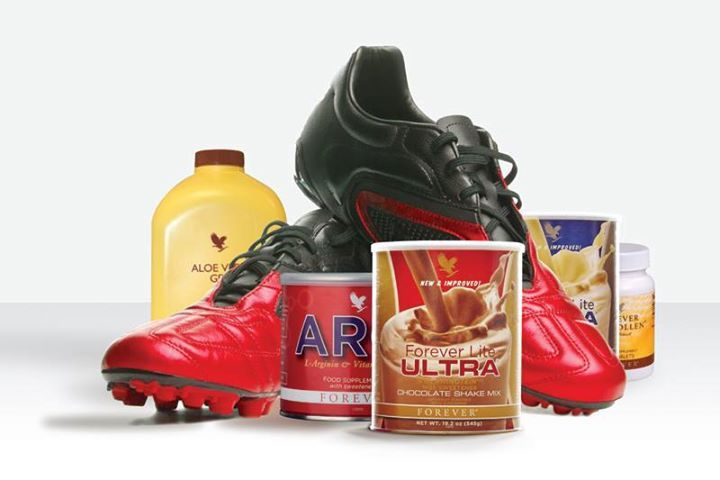 Energy, stamina and endurance are key traits for sports enthusiasts, whether in training or always on the go. Forever's products complement your lifestyle when you need it most.
