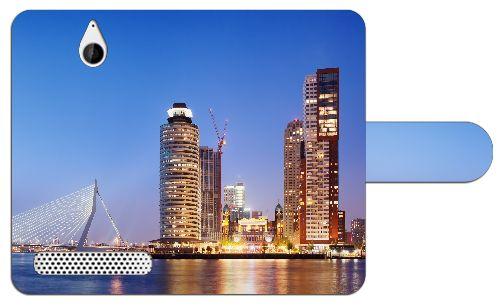 Sony Xperia E1 Uniek Ontworpen Design Hoesje Rotterdam  Sony Xperia E1 uniek design boekhoesje met opbergvakjes. Door dit beschermhoesje heb je geen krassen deukjes of andere mogelijke beschadigingen aan je telefoon. Het hoesje is gemaakt van hoge kwaliteit PU-leder en heeft een plastic case. Deze case is speciaal voor de Xperia E1 gemaakt zodat je toestel er veilig en stevig in past. In de case zijn uitsparingen gemaakt zodat alle knoppen en poorten van je telefoon altijd te gebruiken…