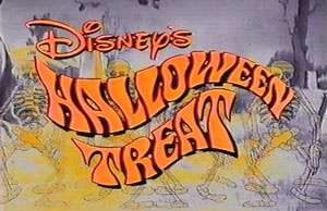 Disney Halloween Treat- loved when this would play on tv when I was younger! Wish they would come out with it on DVD