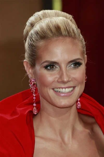 Image result for how to get heidi klum suntanned look