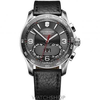Mens Victorinox Swiss Army Chrono Classic Chronograph Watch 241616