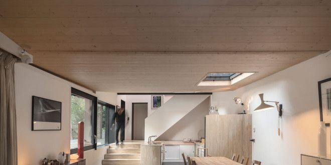 Wood House by Marchi Architects