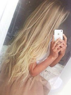 Affordable 9A Grade luxury 100% virgin human hair distributed in the U.S.A. Achieve this look with our luxury line of Peruvian Body Wave Blonde #613 hair extensions, available in lengths 12 - 26 inches. www.vipextensionbar.com email info@vipextensionbar.com
