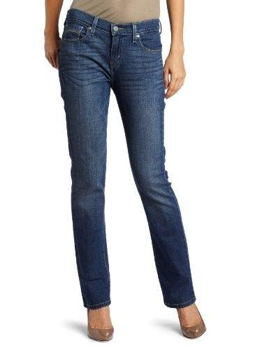 Levi's Women's 505 Straight Leg Jean, Always Agreed, 8-Medium