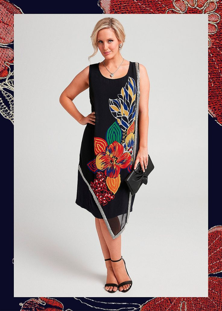 Roman Holiday Shift Dress #takingshape #plussize #curvy #eventwear #event #specialevent