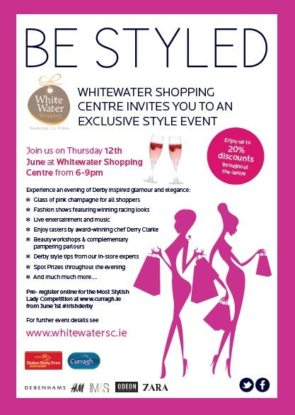 Summer Style Event #WhitewaterSC #fashion #style