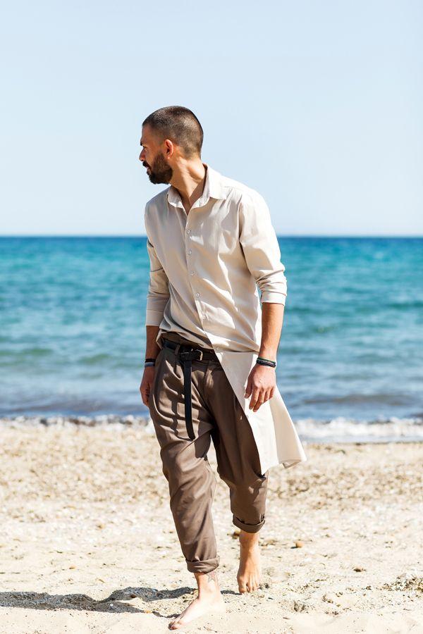 """Beatrice"" shirt➕""Giovanni"" mocha pants #potd #ootd #motd #shirt #summer #summer2016 #dante #dantemenswear #menswear #dantemen #outfitoftheday #hat #urban #boheme #homagetomanhood #madeformen #sea #beach #sand #sun #groom #alternative #wedding"