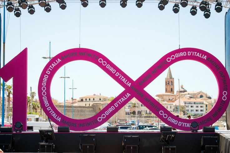 Turul Italiei a ajuns la ediția cu numărul 100 #Giro d'Italia Centenario