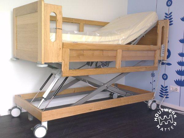 Bedboxen • Houtwerk Hattem: houten design meubels op maat