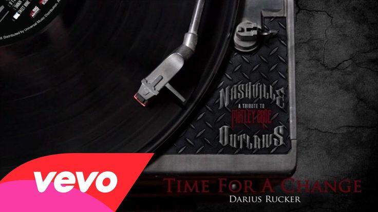 Darius Rucker - Time For Change (Audio Version)tribute to motley crue