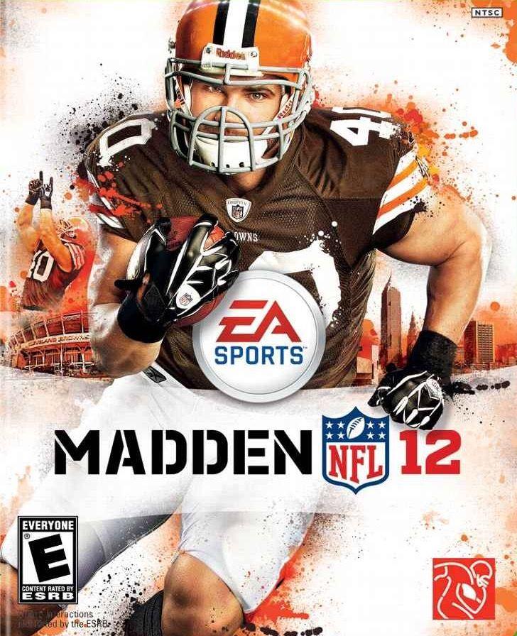 Peyton Hillis, Madden NFL 12