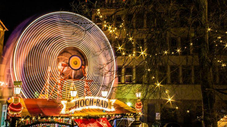 500px / Ich zünde den Göttinger Weihnachtsmarkt by Zaidil Firza