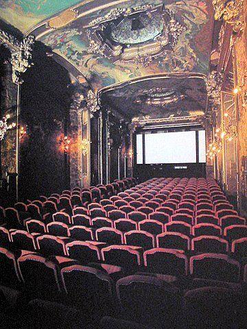 La Pagode, Cinema, 57 rue de Babylone, Paris VII