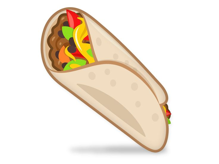 The Burrito Emoji and 36 Others Have Officially Been Approved+| StyleCaster