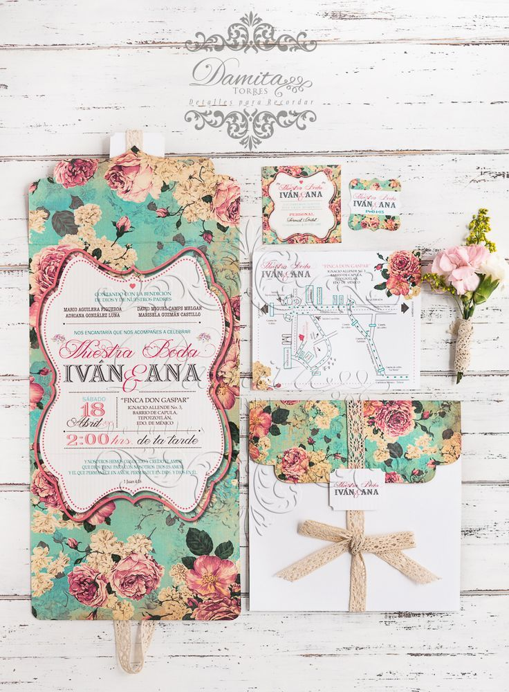 19 best invitaciones images on Pinterest Wedding stationery