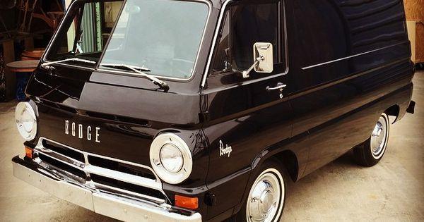 1967 Dodge van. All original. Sold for $2100 when new. #Dodge #Van (at Trouble Maker Studios) for http://ift.tt/2gUqHTb