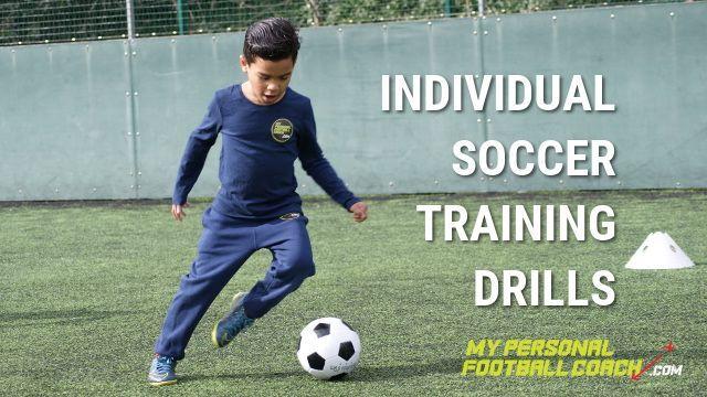 Individual Soccer Training Drills