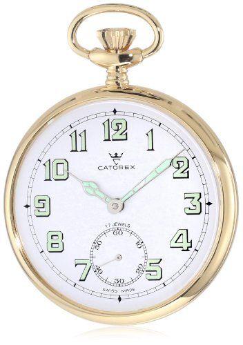 Catorex Men's 170.6.1810.121 Les Breuleux 18k Gold Plated Brass White Luminous Dial Pocket Watch https://www.carrywatches.com/product/catorex-mens-170-6-1810-121-les-breuleux-18k-gold-plated-brass-white-luminous-dial-pocket-watch/ Catorex Men's 170.6.1810.121 Les Breuleux 18k Gold Plated Brass White Luminous Dial Pocket Watch  #pocketwatchesformen #whitewatchesformen