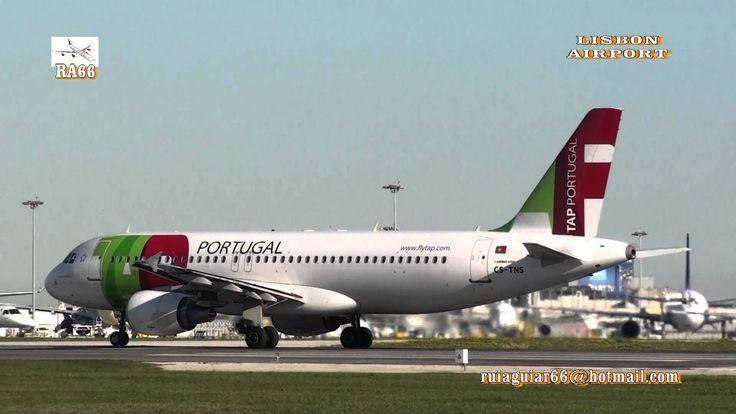 Aeroporto de Lisboa Portela Flughafen Lissabon Aéroport de Lisbonne Lisb...