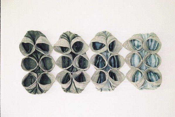 Jo Deeley - 3D folding techniques in textile art
