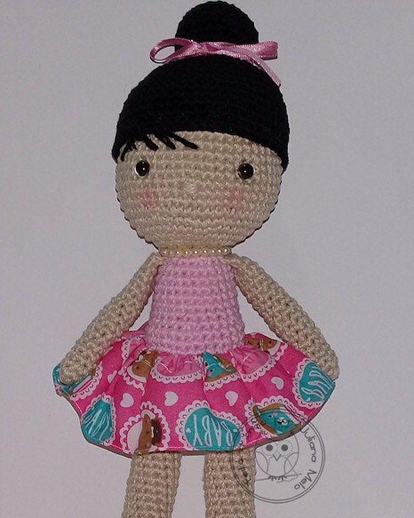 Chloe amigurumi - Muñeca crochet - Amigurumi - Doll | Bonecas de ... | 728x582