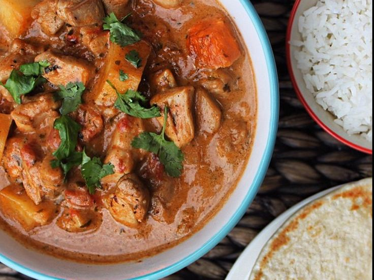 Murgh tikka masala is an easy curry made with ingredients found in most American and British kitchens. And there's a reason for that: it was probably invented in Scotland!