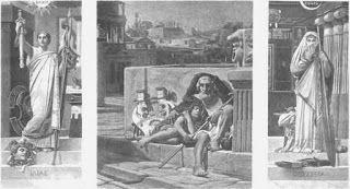 Conspiracy Feeds: Αποσυμβολισμός στη Μυθική Ζωή του Οδυσσέα