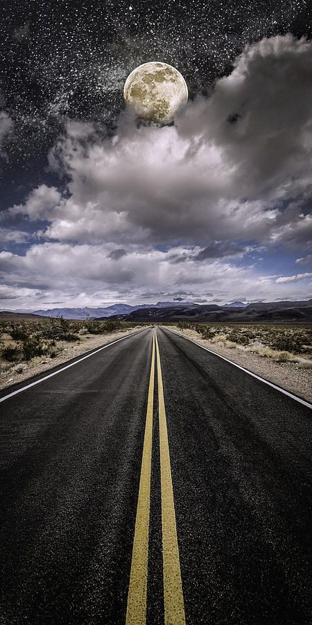 ~~The Road  ~ surreal landscape by Nathan Spotts~~