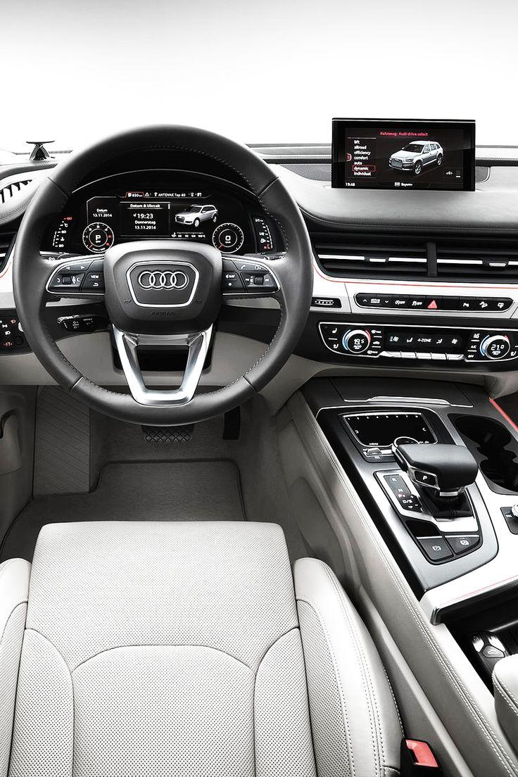 hashpe:  2016 Audi Q7 | © | HP