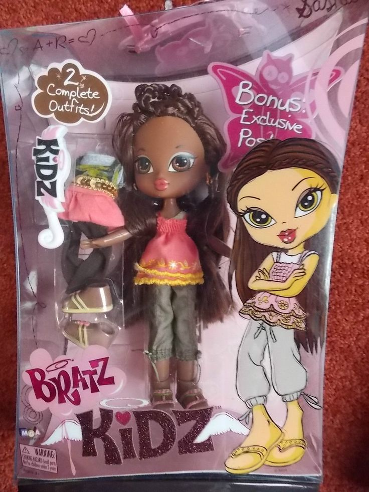 105 best bratz kidz dolls images on pinterest glitter