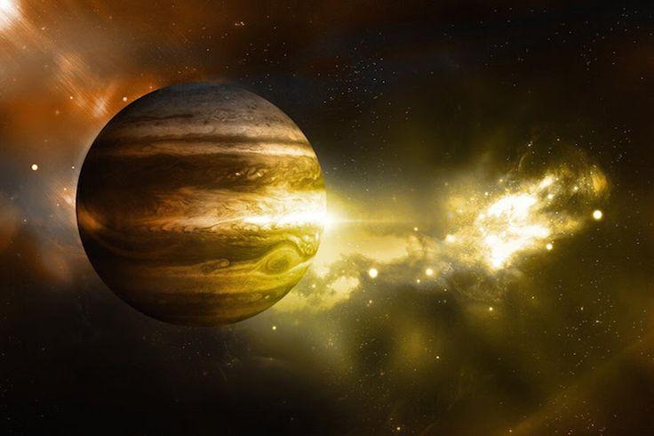 To trip της ημέρας: έτσι ακούγεται ο πλανήτης Δίας