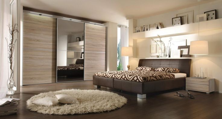 160 best images about schlafzimmer on pinterest for Braunes schlafzimmer