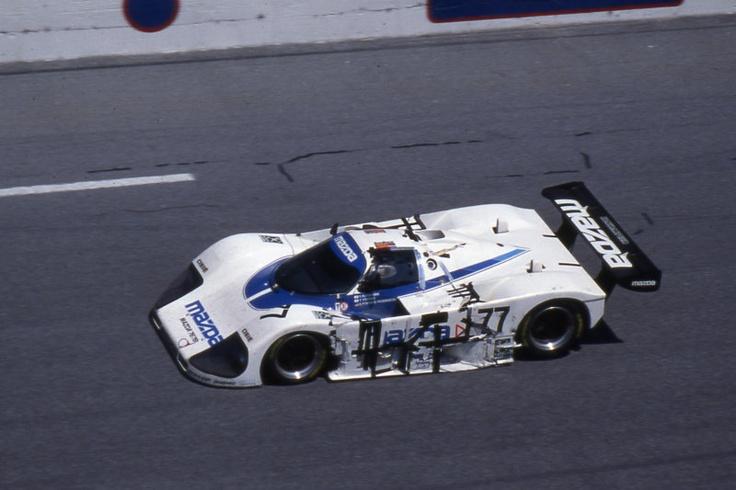 Mazda 767B #001  IMSA 1989 Daytona 24