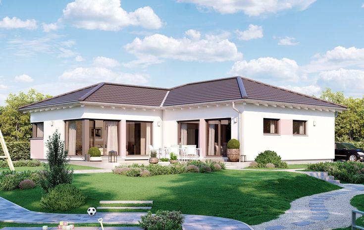 35 best bungalows ebenerdig bauen images on pinterest. Black Bedroom Furniture Sets. Home Design Ideas