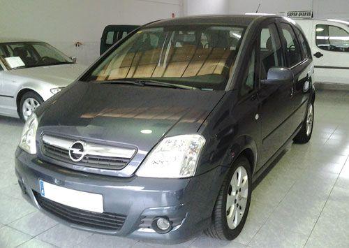 En Talleres Fórmula, Opel Meriva 1.7 CDTi 100 CV, por 6.300 euros   QuintaMarcha.com