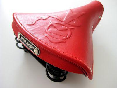 Busyman Bicycles: Kombi Koffein Matress Saddle